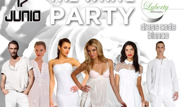 white party en liberty dreams ambiente liberal